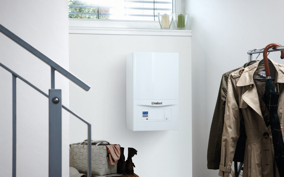gas central heating installation cost
