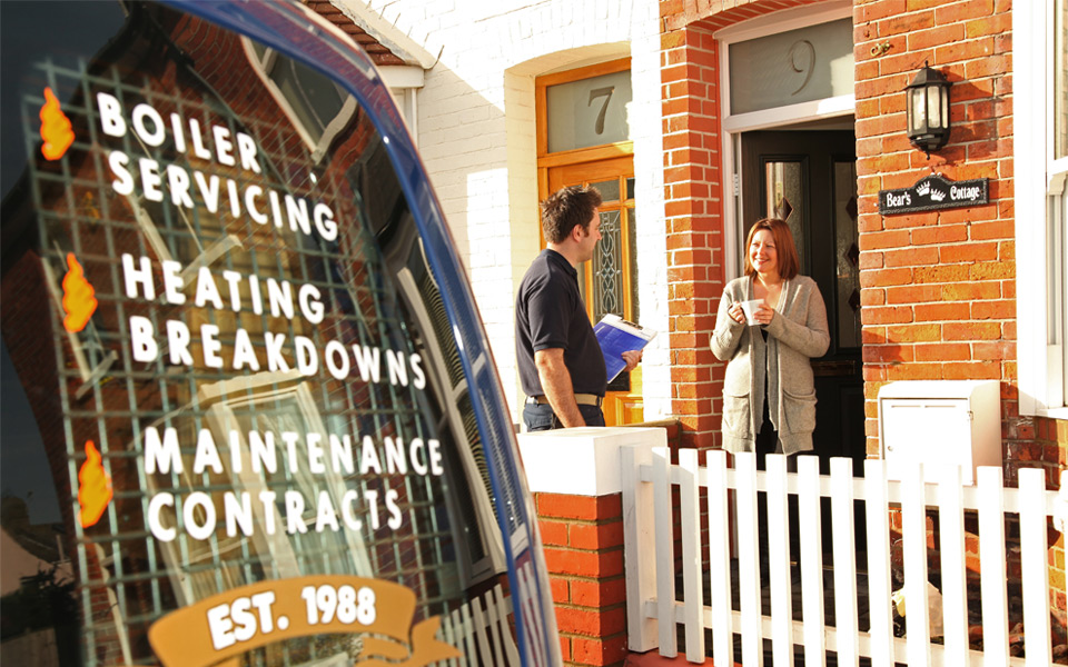 central heating engineers east sussex